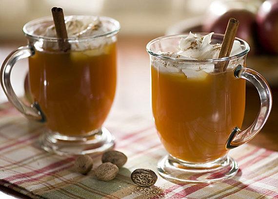 Холодный кофе или новоизобретенный горячий кофе