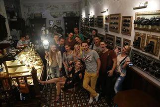 Участники «БАРИСТА И ФЕРМЕР» посетили музей кофе в Сантосе