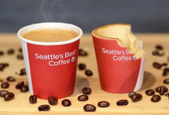 В Гомели появились вкусные стаканы для кофе