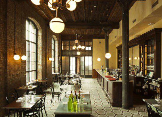 Кофейня бутик, галерея: в Нью-Йорке открыли CADILLAC HOUSE