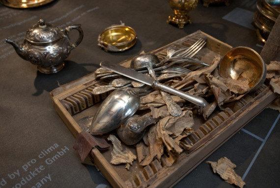 Археологами откопана «ЧАЙНАЯ», где разливали чай и торговали пивом