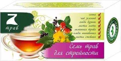 Чай для стройности