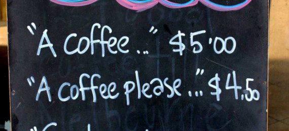 Испанское кафе понизило цены для особо вежливых посетителей