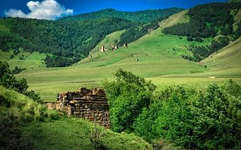 Чайные туристические заведения откроются в горной местности Ингушетии